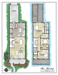 Wesley floorplans